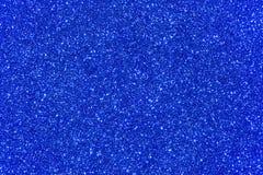 Fondo azul del extracto de la textura del brillo Imagen de archivo libre de regalías