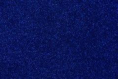 Fondo azul del extracto de la textura del brillo Imagenes de archivo
