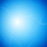 Fondo azul del extracto del vector Fotos de archivo libres de regalías