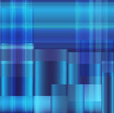 Fondo azul del extracto del vector ilustración del vector