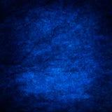 Fondo azul del grunge Imagenes de archivo