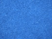Fondo azul del invierno del hielo Foto de archivo libre de regalías