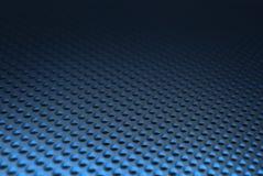 Fondo azul del techno Imágenes de archivo libres de regalías