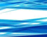 Fondo azul del tono Foto de archivo