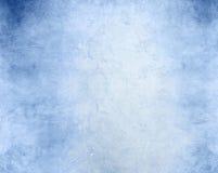 Fondo azul envejecido Fotografía de archivo libre de regalías