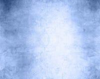 Fondo azul envejecido Foto de archivo libre de regalías