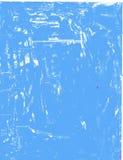 Fondo azul medio Fotos de archivo
