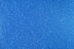 Fondo azul que brilla Imagen de archivo libre de regalías