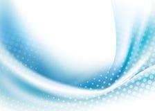 Fondo azul suave Fotografía de archivo libre de regalías