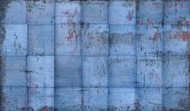 Fondo azul tejado sucio libre illustration