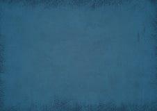 Fondo azul texturizado Grunge Fondo abstracto hermoso Imagen de archivo libre de regalías
