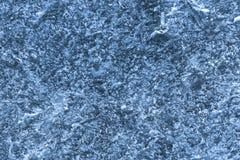 Fondo azul veneciano de la textura de la pintura del cemento de la pared fotografía de archivo