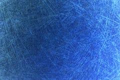 Fondo azul veneciano de la textura de la pintura del cemento de la pared imágenes de archivo libres de regalías