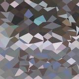 Fondo bajo abstracto del polígono de la máscara Fotografía de archivo