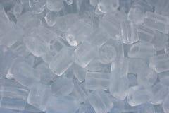 Fondo bajo la forma de hielo Imagenes de archivo