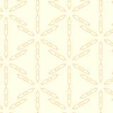 Fondo beige con colore Immagini Stock