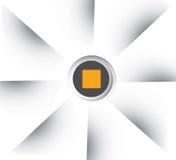 Fondo bianco astratto per progettazione Immagini Stock
