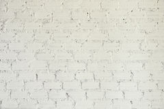 Fondo bianco della parete della roccia Immagine Stock