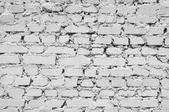 Fondo bianco della parete di pietra Immagine Stock