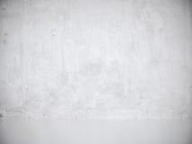 Fondo bianco dello spazio della copia del pavimento e di Gray Stucco Concrete Wall illustrazione vettoriale