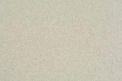Fondo bianco di struttura della spiaggia di sabbia Fotografia Stock