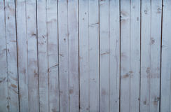 Fondo bianco e grigio, vecchio bordo di legno dipinto Fotografia Stock Libera da Diritti