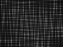 Fondo in bianco e nero astratto di vettore con le scintille Fotografia Stock