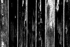 Fondo in bianco e nero astratto nello stile di lerciume, pavimento di legno, contesto naturale con niente, modello per la sovrapp Fotografia Stock