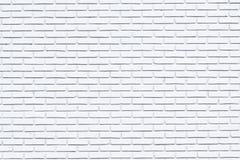Fondo bianco grigio ed invecchiato del muro di mattoni della pittura nella stanza rurale, blocchi arrugginiti grungy di orizzonta fotografie stock