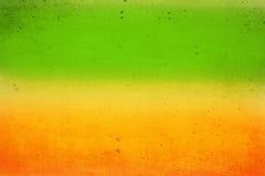 Fondo bicolore di lerciume fotografie stock