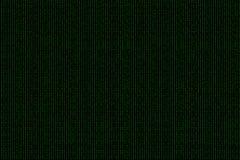 Fondo binario di verde di codice macchina Immagine Stock