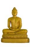 Fondo blanco de Budda Phuttawimok, Tailandia Imágenes de archivo libres de regalías