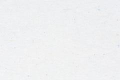 Fondo blanco de la cartulina Imagen de archivo libre de regalías