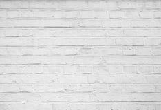Fondo blanco de la pared de ladrillo del estuco viejo abstracto Imagen de archivo libre de regalías