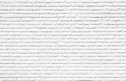 Fondo blanco de la pared de ladrillo, textura de la albañilería del ladrillo del flintlime ilustración del vector