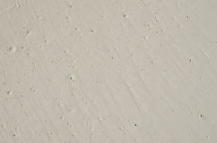 Fondo blanco de la textura de la arena de la playa Imágenes de archivo libres de regalías