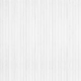 Fondo blanco de la textura del tablón de madera del pino Foto de archivo libre de regalías