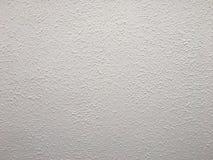 Fondo blanco del extracto de la textura de la pared del yeso Foto de archivo libre de regalías