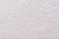 Fondo blanco del extracto del giltter de la perla Imagen de archivo
