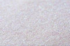 Fondo blanco del extracto del giltter de la perla Imagen de archivo libre de regalías