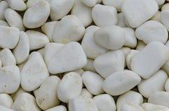 Fondo blanco del mármol del pedazo del adoquín en jardín en el monumento nacional del museo Vrana, Sofía del parque de la arquite Fotos de archivo libres de regalías