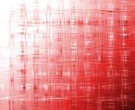 Fondo blanco rojo abstracto Stock de ilustración
