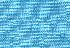 Fondo blanco y azul inconsútil del extracto de la tela Imagenes de archivo