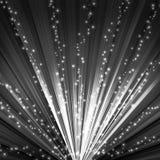 Fondo blanco y negro Imagen de archivo libre de regalías