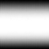 Fondo blanco y negro de semitono abstracto Imagenes de archivo