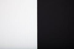 Fondo blanco y negro, textura Fotografía de archivo
