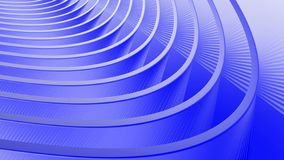 Fondo blu astratto fotografie stock