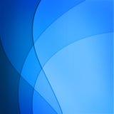 Fondo blu astratto Immagine Stock Libera da Diritti