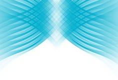 Fondo blu astratto 4 Fotografie Stock Libere da Diritti