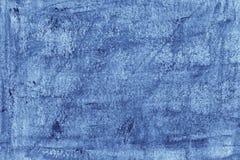 Fondo blu astratto dell'acquerello nell'alta risoluzione royalty illustrazione gratis
